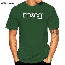 Moog tshirt synth müzik a. Ş. Minimoog analog 2019 moda t shirt yeni en TeesFashion stil erkekler Tee100 % 100 pamuk klasik tee