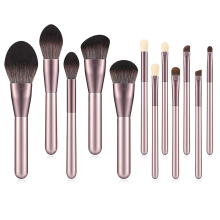 Makeup Brushes Set 12 Pcs Beauty Tools Make Up Brush Sets Blusher Foundation Eye Shadow Lip Eyebrow Powder Brush Etc Cosmetic 10pcs professional makeup brushes set powder foundation eye shadow beauty face blusher cosmetic brush blending tools