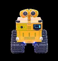 educational program robot arduino intelligent inspection camera robot kit for children