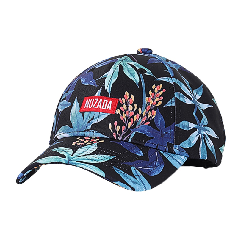 Sunshade-Caps Fishing Women New Sports Cotton Print Baseball-Cap Sun-Hat Strapback Adjustable title=