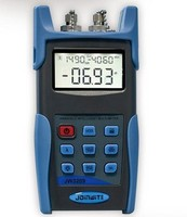 Free Shipping JW3209 Optical Loss Test Set With Fiber Power Meter And Laser Source Optical Multimeter 1310nm/1550nm