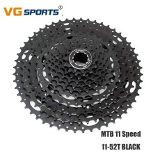 цена на VG Sports MTB BIKE Cassette 11 Velocidade 11-52T MTB Bicycle Freewheel Bike Flywheel for Shimano Sram 11 Speed 11-52T Sprocket