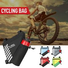 Triangle Bicycle Bag Cycling Front Bag Bike Frame Bag Top Tube Bag Bicycle Accessories 4 Colors (Do Not Include Water Bottle) SD