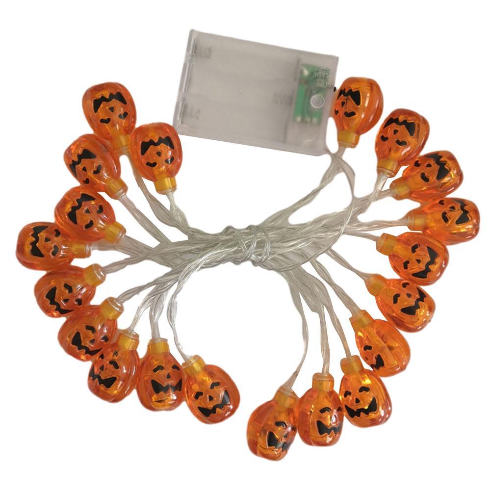 halloween à prova dwaterproof água jardim pátio decoração da lâmpada