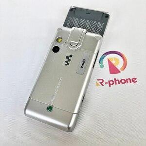 Image 5 - Оригинал Восстановленное sony Ericsson W995 мобильного телефона 8MP 3g WI FI разблокировать телефон