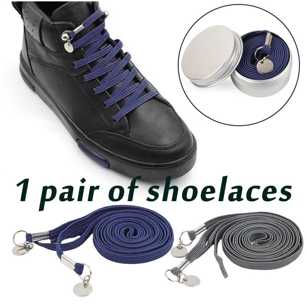 Laziness Laces Tie Perfect Convenient Hand No One Elastic Shoes Decor Convenient