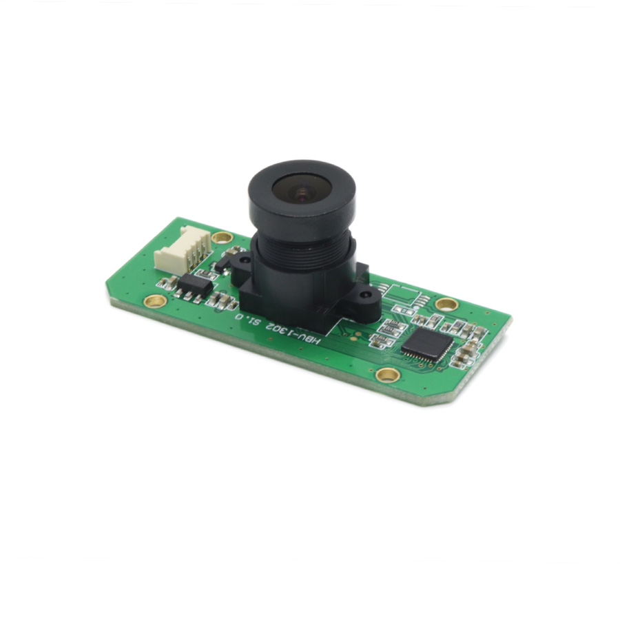 0.3MP OV7725USB High Speed Camera Module High-definition Wide-angle Face Recognition Scanning Module