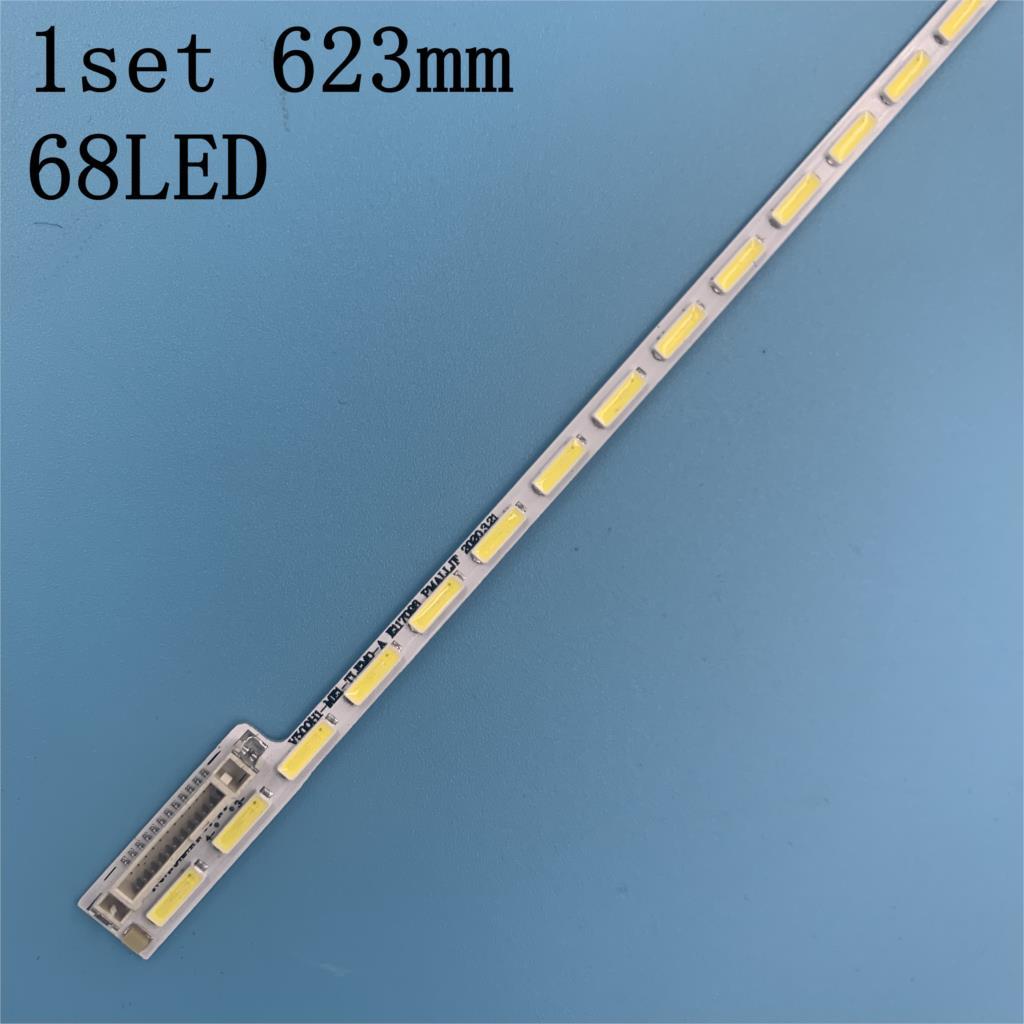 LED Backlight Strip For 50E510E LE50A5000 50DU6000 V500H1-ME1-TLEM9 50