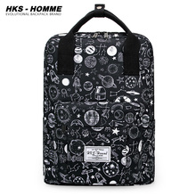 New Trend Female Backpack Fashion Women Backpack College School Bagpack Harajuku Travel Shoulder Bags For Teenage Girls boys