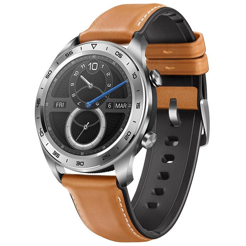 Huawei montre magie honneur montre magique SmartWatch fréquence cardiaque étanche Tracker sommeil Tracker travail - 4