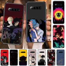 anime Devilman Crybaby  Anime Phone Case For xiaomi Black Shark 2 3 3s 4 Pro Helo Black Cover Silicone Back Prett