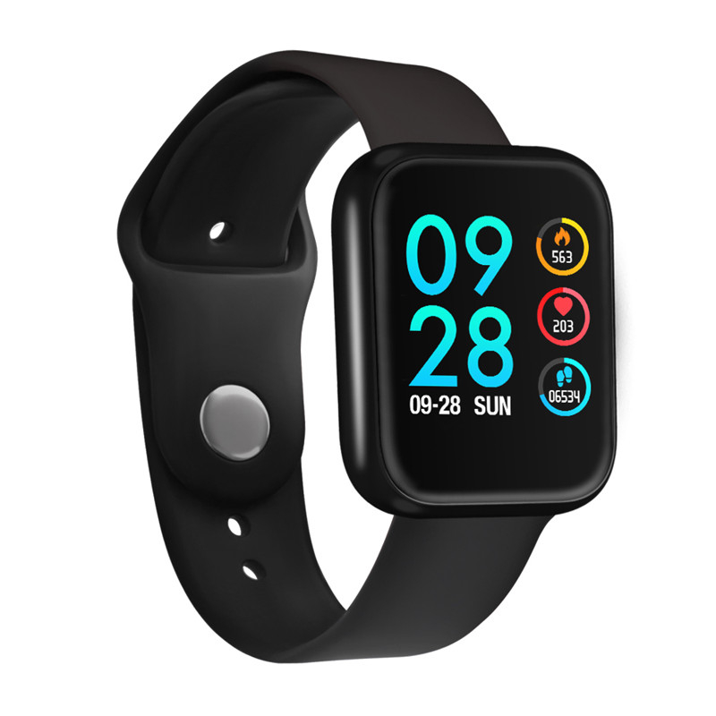 Waterproof Women Smart Watch <font><b>P70</b></font> <font><b>Smartwatch</b></font> With Blood Oxygen Sport Activity Tracker Fitness Heart Rate Monitor Blood Pressure image