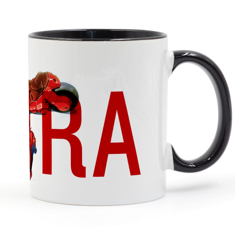 Akira Cult 1988 Japanese Animated Sci Fi Film Coffee Mug Ceramic Cup Gifts 11oz
