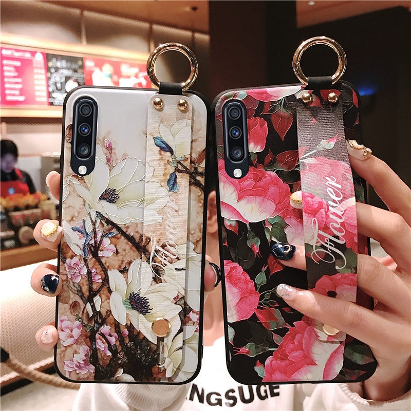 SoCouple Case For Samsung Galaxy Made Of TPU Material With Wrist Strap 16