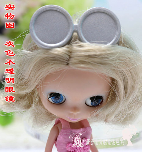 For blyth doll glasses sunglasses fashion girl boy 1/6 toy gifts 12