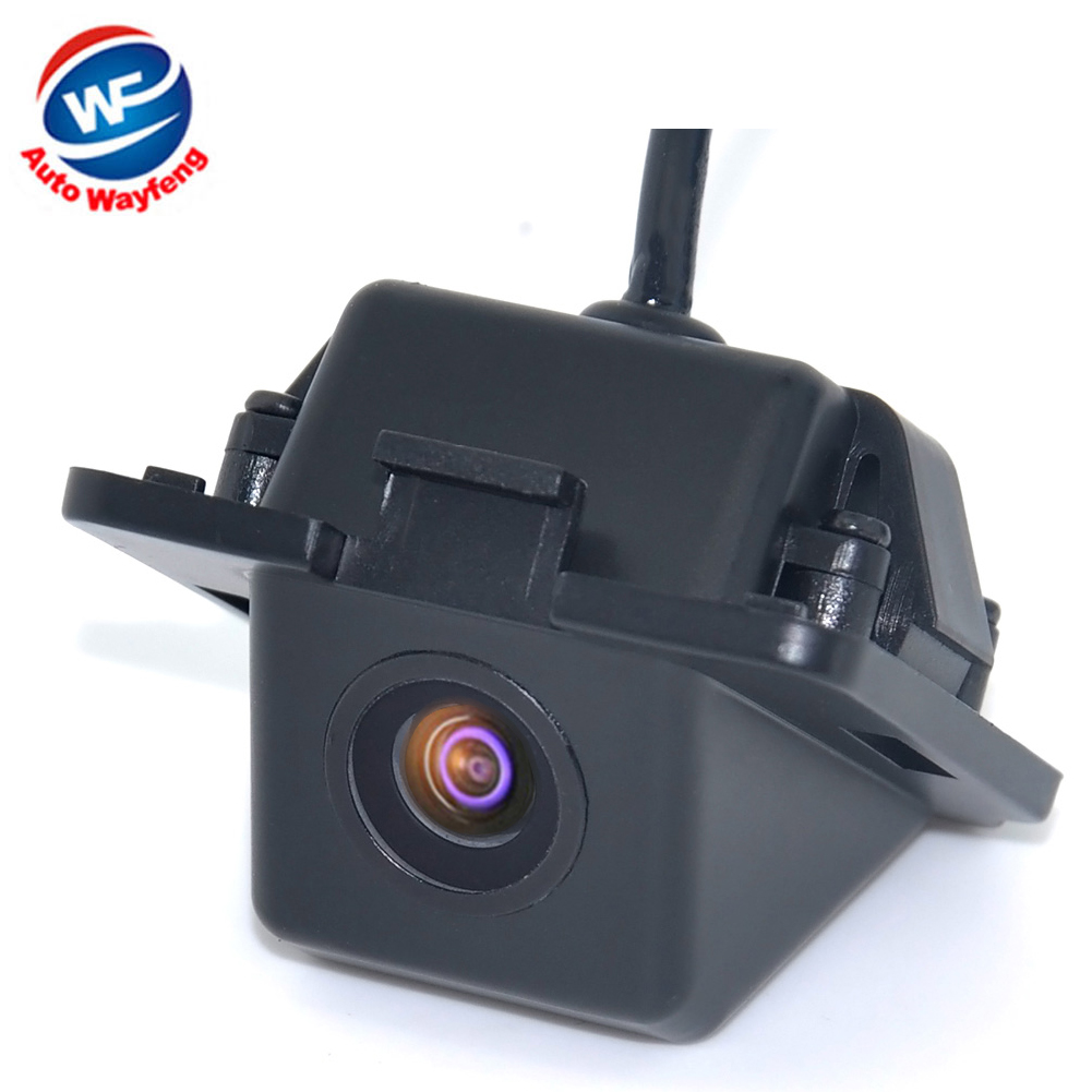 CCD Rearview Camera For Mitsubishi Outlander XL  Outlander   Citroen C-Crosser   Peugeot 4007 Reverse camera Backup Waterproof