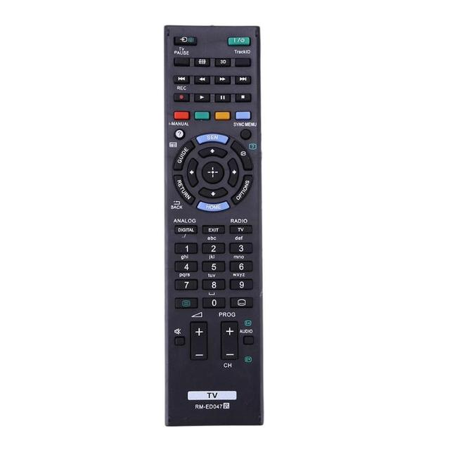 Télécommande universelle intelligente 3D TV RM L1165 pour TV universelle SONY LCD