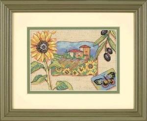 Набор для вышивки крестиком t-Birds, персиковые цветы и птицы, хлопковая вышивка крестиком, тусклый-65080