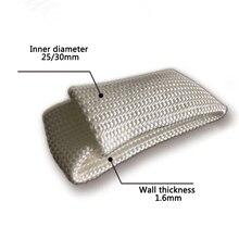 Schweißer Weiß Schutz Schweißen Finger Schutz Tragbare Taschen Heat Shield Langlebig Tipps Anti-verbrühungen Sicher Argon Arc Industriellen