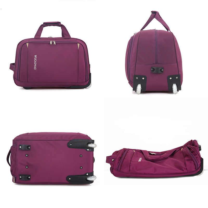 Lipiec SONG Fashion Women torba na bagaż na kółkach torba na walizkę torba podróżna na kółkach walizka bagażowa