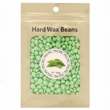 Hard Wax Beans 10 Γεύσεις 25g Αποτριχωτικά φασόλια κεριών Δεν απαιτείται γάζα Προϊόντα Ομορφιάς Προϊόντα Περιποίησης MSOW