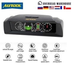 Автомобильный компас Autool X90 Smart gps