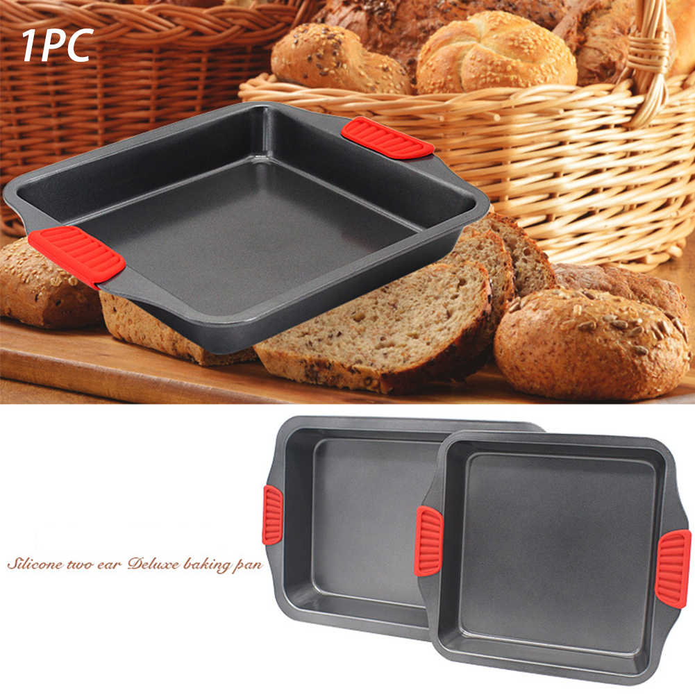 Nonstick Cooling Pan Baking Sheet Dishwasher Safe Heavy Steel Non Toxic Tray Oven