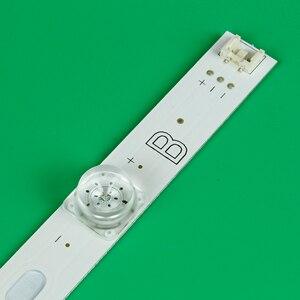 """Image 5 - 8 قطعة/المجموعة جديد LED شريط إضاءة خلفي ل LG 47LB650 47LB630 inنوت k DRT 3.0 47 """"A B نوع 6916L 1961A 6916L 1962A"""