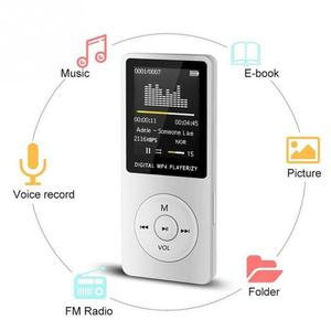 1.8inch With FM Radio Music Pl
