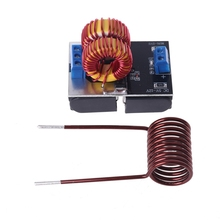 Heating-Board Flyback Driver Heater-Coil Cooling-Fan Mini 5V DIY Without 12V ZVS Induction