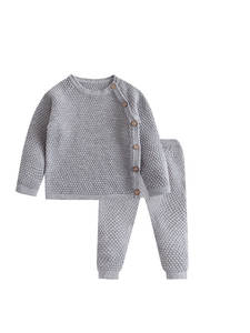 Clothes-Sets Outfits Pajamas Pants Long-Sleeve Newborn Baby-Girl Autumn Winter Casual