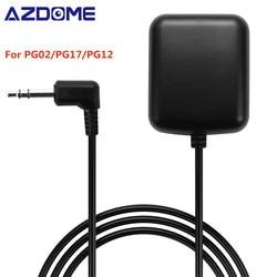 AZDOME moduł GPS dla lustro kamera na deskę rozdzielczą PG01 / PG02 / PG12 / PG17 kamera samochodowa Dashcam 1.5m