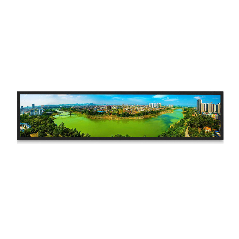 21.5'' Inch Led Advertising Screen Monitor Ultra Wide LCD Stretched Wifi Display