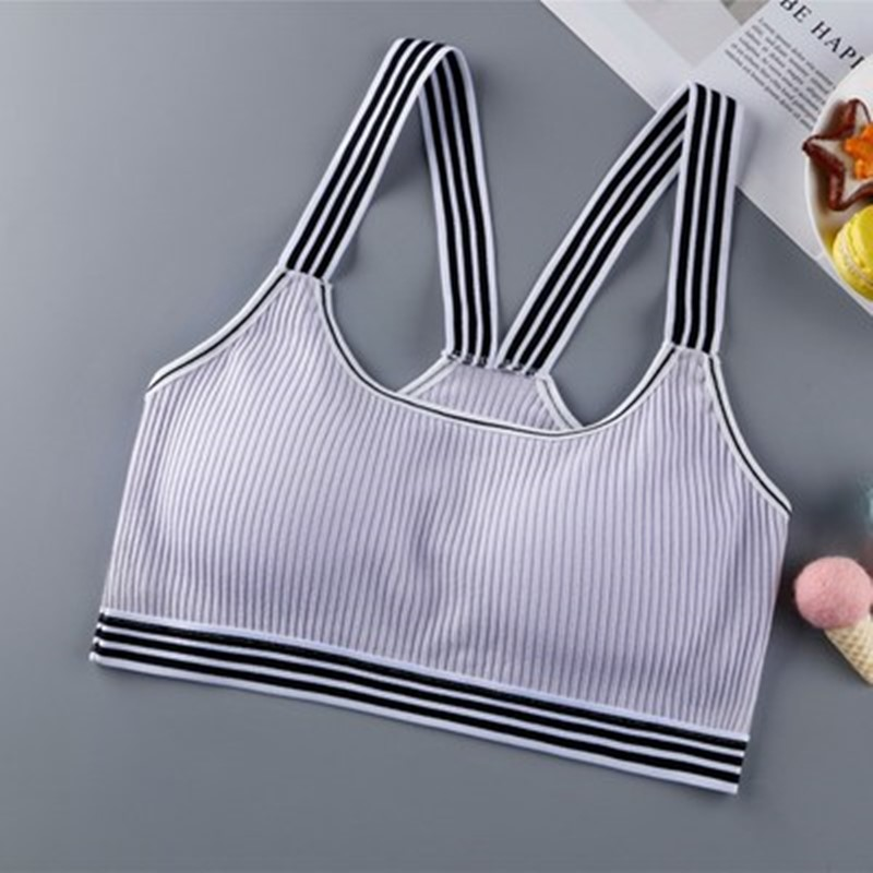 2020 Women Sports Bras Underwear Fitness Running Yoga Sport Brassiere Tops  Gym Sports Bra Underwear Jogging Push Up Set