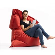 Square BeanBag Sofa Cover Chairs without Filler Waterproof Lounger Seat Bean Bag Puff Couch Tatami Living Room Furniture