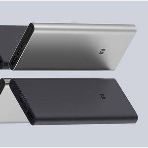 Image 3 - Внешний аккумулятор Xiaomi Mi 3 Pro, 10000 мАч, быстрая зарядка в два направления, внешний аккумулятор PLM12ZM 10000 мАч для телефона