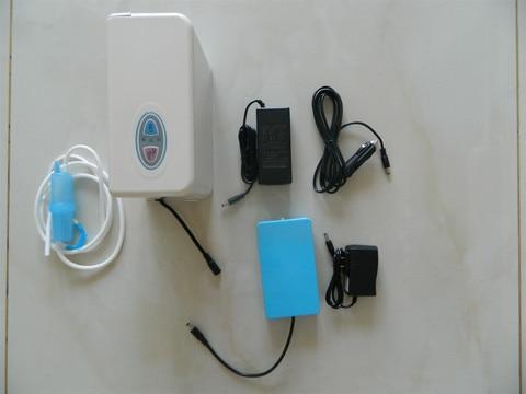 oxigenio que faz dispositivo com bateria saco