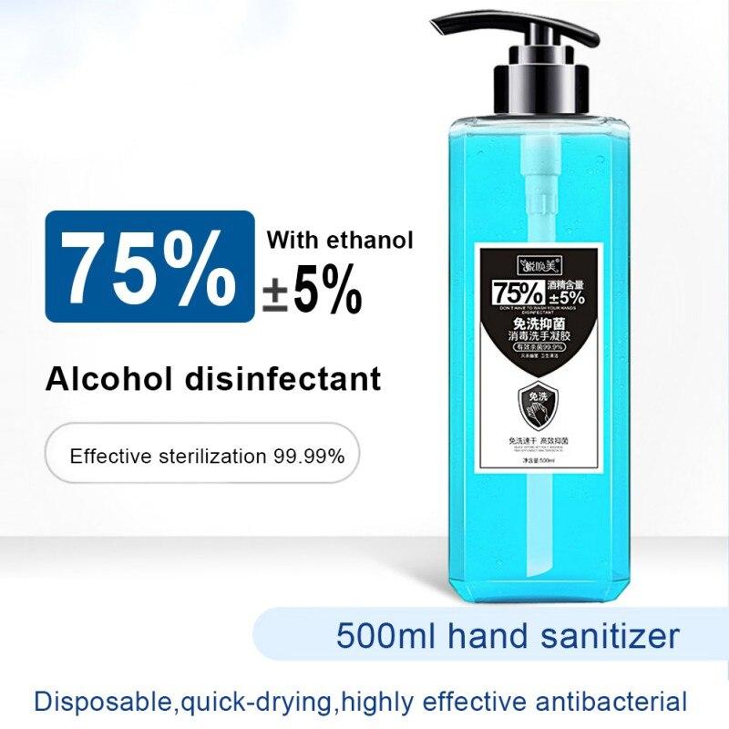 Disinfectant Hand Sanitizer Spot Antibacterial Disinfectant Quick-drying Gel 75% Alcohol Antibacterial Disinfectant