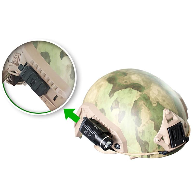 transporte da gota tatico 450lm auto defesa arma montada lanterna para pistola e rifle