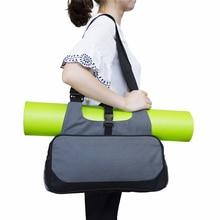 Shoulder-Bag Yoga-Backpack Gym-Storage Dancing Fitness Outdoor-Sports Without Practical