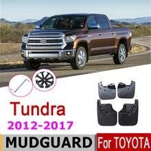 Garde-boue pour Toyota Tundra K5 K6 2017-2012 rabat voiture sur garde-boue garde-boue bavettes garde-boue accessoires 2013 2014 2015