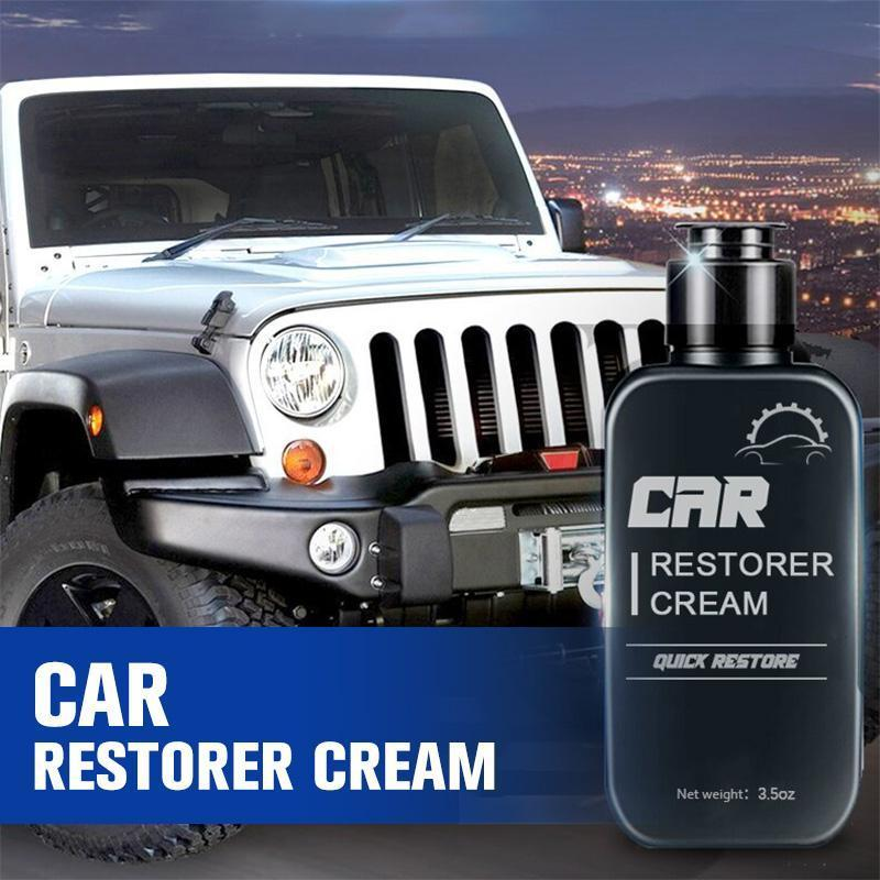 Car & Leather Renovated Coating Paste