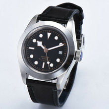 316SS Mechanical-Wristwatches Sterile Automatic Watch Seagull/miyota Sapphire Crystal