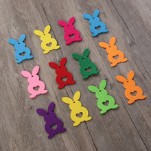 Clothing Easter Nonwoven Creative for Gift Bag Mixed-Colour 10pcs