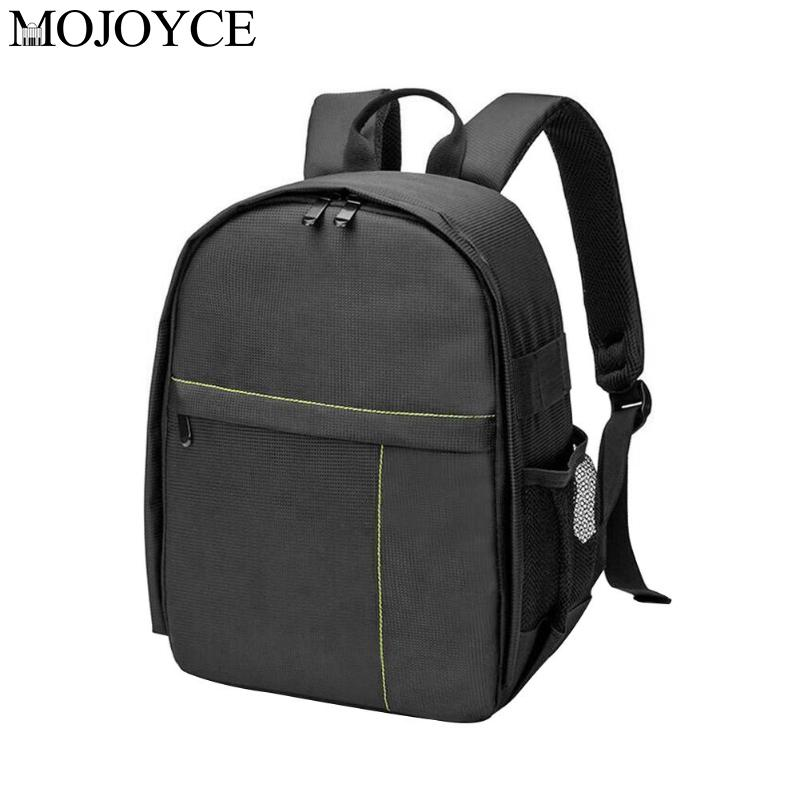 Portable Simple Multifunction Waterproof Camera Backpacks Shockproof Digital DSLR Bags Tripod Outdoor Photo Case Rucksack