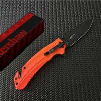 Più nuovo OEM Kershaw 8650 coltello pieghevole 8Cr13Mov lama di nylon manico in fibra di vetro di campeggio esterna di caccia di tasca della lama di EDC strumento mano