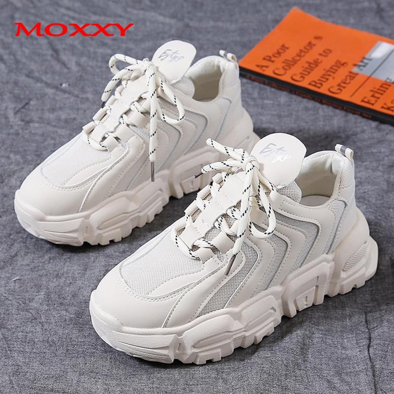 2020 New Fashion Chunky Sneakers Women