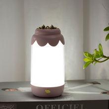 Ночник светильник светодиодный светящаяся бутылка Ночная лампа