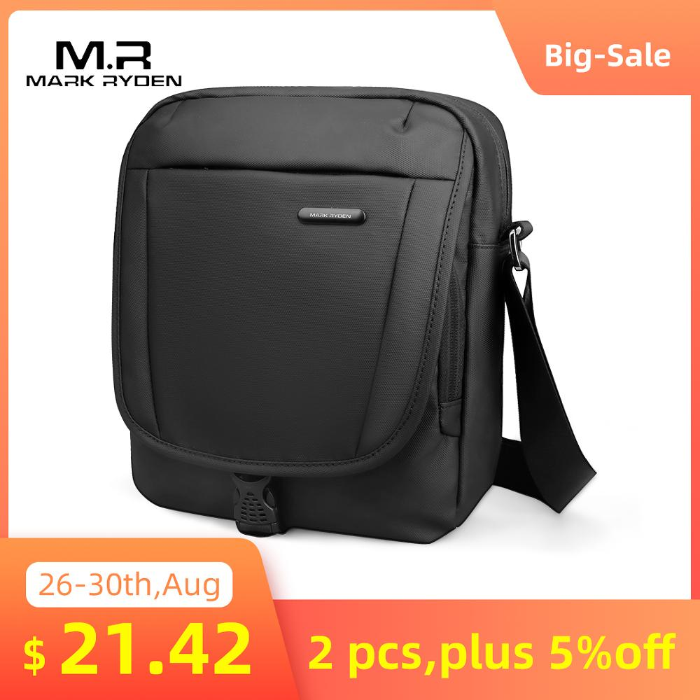 Messenger-Bag Crossbody-Bag Mark-Ryden Business Waterproof High-Quality Men for Man Travel