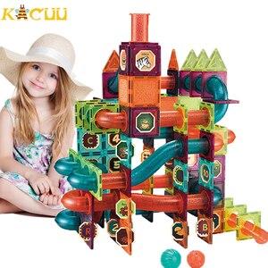 DIY Magnetic Building Blocks T